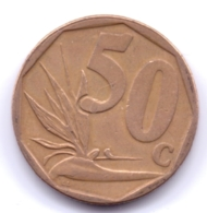 SOUTH AFRICA 2015: 50 Cents - Sudáfrica