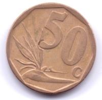 SOUTH AFRICA 2010: 50 Cents, KM 496 - Sudáfrica