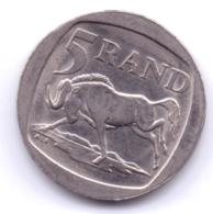 SOUTH AFRICA 1994: 5 Rand, KM 140 - Sudáfrica