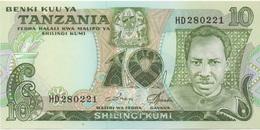 Tanzanie : 10 Shilingi ND : UNC - Tanzania