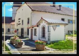 25  BONNEVAUX      ..  .. Ancienne  Bascule - Other Municipalities