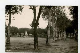 CPSM: 01- CHATILLON-SUR-CHALARONNE - LA PLACE - - Châtillon-sur-Chalaronne