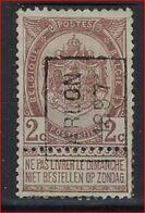Rijkswapen Nr 55 Voorafstempeling Nr. 114  ARLON 1897 - Positie A ; Staat Zie Scan ! - Voorafgestempeld