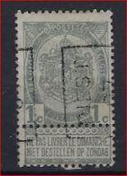Rijkswapen Nr. 53 Voorafgestempeld Nr. 861 Positie A   DIEST 07  ; Staat Zie Scan ! Inzet Aan 10 € ! - Roller Precancels 1900-09