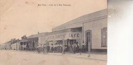 BOU- TLELIS  CAFE DE LA RUE NATIONALE - Autres