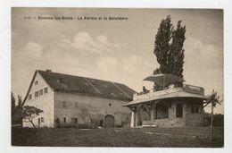 CPA: 01- DIVONNE-LES-BAINS - LA FERME ET LE BELVEDERE - - Divonne Les Bains