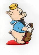 - Figurine NOUF NOUF / MICKEY Et Ses Amis / Walt Disney - Offert Par STENVAL - - Disney