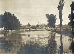 Photo Réelle 11x9cm - FRANCE 24 - PÉRIGUEUX - L'Isle - ARCHIVES Théodore LHUILLIER - 1905-1907 - Périgueux