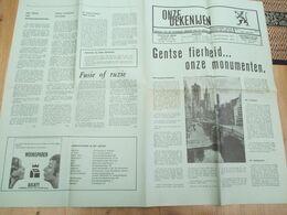 Gent Onze Dekenijen 1975 - Storia