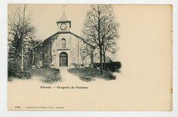 CPA: 01- FERNEY-VOLTAIRE - CHAPELLE DE VOLTAIRE - - Ferney-Voltaire