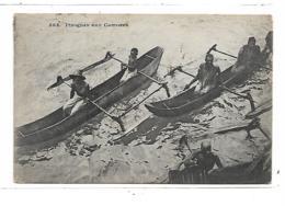 PIROGUES AUX COMORES - Comores