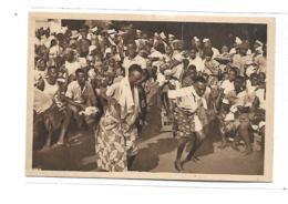 OUIDAH DANSEURS DE TAM TAM - Benin