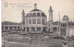 Gent Gand   Exposition Internationale 1913 - Koepel Der Hoofdingang. - Gent