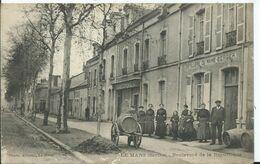 LE MANS - Boulevard De La République - DISTILLERIE DU MAINE-BERGER - Le Mans