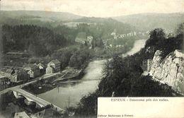 Esneux - Panorama Pris Des Roches (Edit. Bicheroux, Précurseur) - Esneux