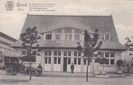 Gent Gand   Exposition Internationale 1913 -Pavilioen Van Het Bestuur - Gent