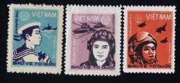 Vietnam Viet Nam MNH Perf Stamps 1978 : Military Frank (Ms337) - Vietnam