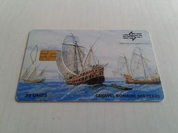 Bonaire - Nice Chipphonecard - Télécartes