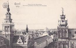 Gent Gand   Exposition Internationale 1913 -Panorama De L'expositions - Gent