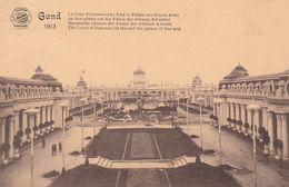 Gent Gand   Exposition Internationale 1913 -Panorama De L'expositionsDe Eerplaats( En Paleis Der Schoone Kunsten ) - Gent