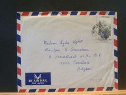 89/291 LETTRE MAURITIUS VENTE RAPIDE A 1 EURO DEPART - Mauritius (1968-...)
