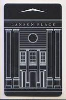 Lanson Place Hong Kong Hotel Keycard - Chiavi Elettroniche Di Alberghi