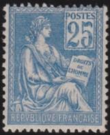 France   .   Y&T   .   118  (2 Scans)      .    **      .    Neuf Avec Gomme Et SANS Charniere   .   /    .    MNH - Ungebraucht