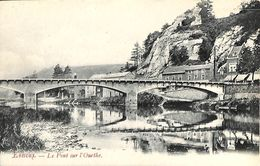 Esneux - Le Pont Sur L'Ourthe (Chocolat Jos. Bieswal) - Esneux