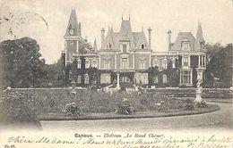 Esneux - Château Le Rond Chêne (précurseur 1903) - Esneux