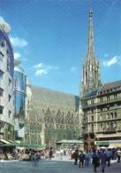 A - W - Wien - Stephansdom - St. Stephen Cathedral - Athédrale St Etienne - Ed. Bauer N° 790 - Iglesias
