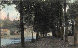 Esneux - Allée Verte - Rive Gauche (colorisée, M Marcovici Précurseur) - Esneux