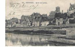 Nevers Quai De Loire - Nevers