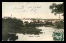 54 - BACCARAT - LA MEURTHE - CARTE COLORISEE - Baccarat