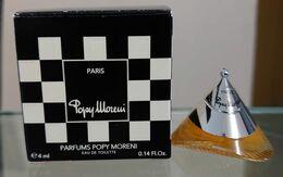 POPY MORENI - EDT 4 ML De MORENI - Miniatures Femmes (avec Boite)