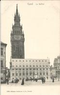 BELGIQUE  /  GENT  GAND  -  LE  BEFFROI  /  3603  Wilheim  Hoffmann  A.-G., Dresde - Gent