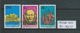 SURINAM MICHEL SATZ 901 - 903 Gestempelt Siehe Scan - Suriname