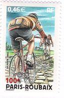 PIA  -  FRANCE  -  2002  : 100° Parigi-Roubaix  -  (Yv  3481) - Nuovi