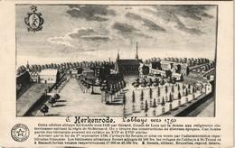 Postkaart Hasselt (Belgien) Abtei Herkenrode 1750/1914 - Belgio