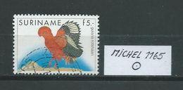 SURINAM MICHEL 1165 Gestempelt Siehe Scan - Suriname