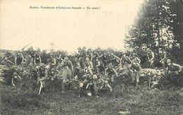 70 - VEZET - SECTIOON VESULIENNE D'ECLAIREURS FRANCAIS - SCOUTISME . - France