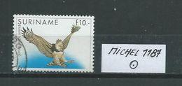SURINAM MICHEL 1187 Gestempelt Siehe Scan - Suriname