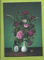 DIPTYQUE * POSTCARD 2020 EAU ROSE * - Modernes (à Partir De 1961)