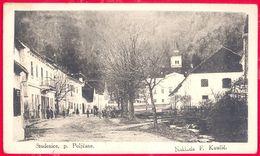 STUDENICE PRI POLJCANE - Naklada F. Kaucic. Slovenia A233/12 - Slowenien