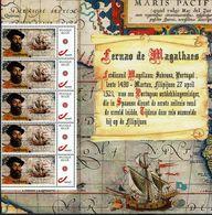 Belgie Belgium 2020 - Magellaan Magellan - OBP 4192 - Marittimi