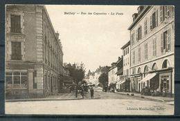 F0407 - CPA 01 Belley, Rue Des Capucines - Belley