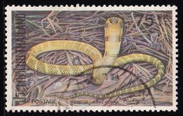 Thailand Stamp 1981 Snakes 75 Satang - Used - Tailandia
