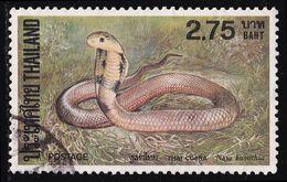 Thailand Stamp 1981 Snakes 2.75 Baht - Used - Tailandia