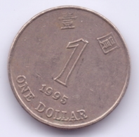 HONG KONG 1995: 1 Dollar, KM 69a - Hong Kong