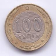 KAZAKHSTAN 2006: 100 Tenge, KM 39 - Kazakhstan