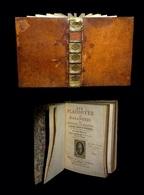 [DROIT] LE MAISTRE (Antoine Ou LEMAISTRE) - Les Plaidoyez [Plaidoyers] Et Harangues. - Boeken, Tijdschriften, Stripverhalen